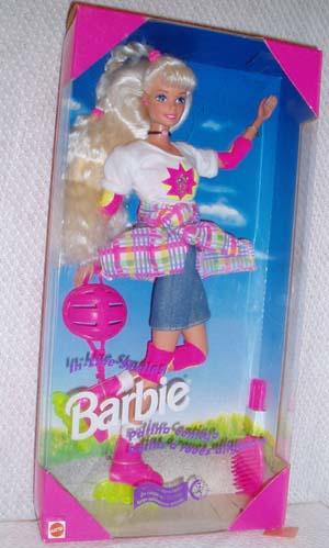 Barbie Inline Skates - Best Picture Of Barbie Imagejoe.Org